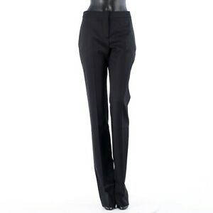 ALEXANDER-MCQUEEN-890-Trousers-In-Black-Virgin-Wool