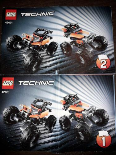 Technik verschiedene Anleitungen gebraucht guter Zustand Lego Technic