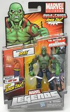 Marvel Legends Universe DRAX Guardians of the Galaxy ZOLA 6'' action figure NIP