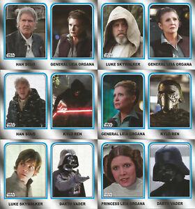 Star-Wars-Journey-to-Last-Jedi-FAMILY-LEGACY-6-Card-Insert-Set-Walmart