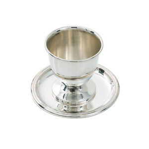 3eac5205a9c9 Image is loading Vintage-Sterling-Silver-Egg-Cup-With-Saucer-38-