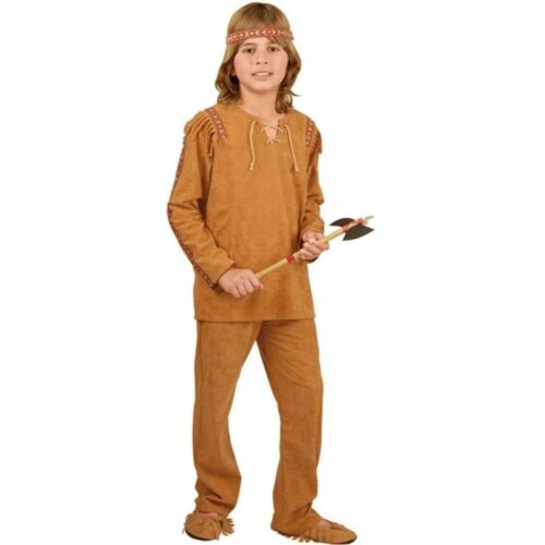 Child Indian Boy Costume