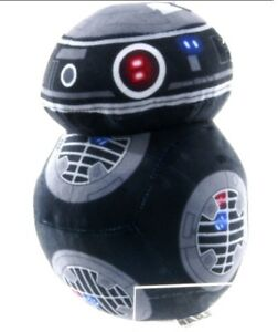"OFFICIAL BRAND NEW 8"" THE LAST JEDI STAR WARS BB-9E SOFT PLUSH TOY"