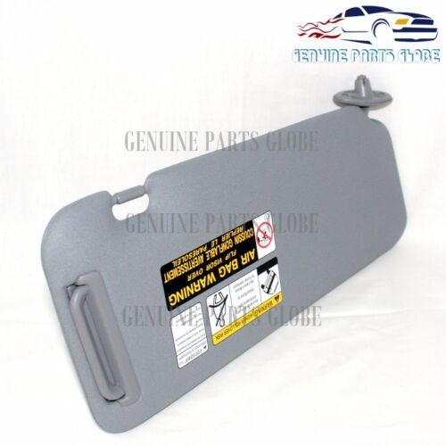 BRAND NEW TOYOTA GENUINE OEM 2001-2003 RAV4 GRAY DRIVER SUNVISOR 74320-42340-B0