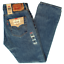 NEW-MENS-LEVIS-501-PREWASHED-ORIGINAL-FIT-STRAIGHT-LEG-BUTTON-FLY-JEANS-PANTS thumbnail 26