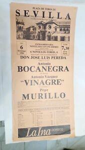 1986-Cartel-Plaza-de-Toros-Sevilla-Antonio-Bocanegra-Pepe-Murillo