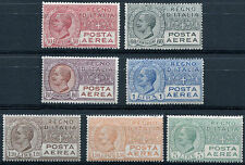 1926 Posta Aerea - 7 valori Nuovi MNH Regno S1500