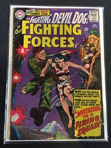 Fighting-Forces-97-Fighting-Devil-Dog-1966-DC-Comics-Combine-Shipping