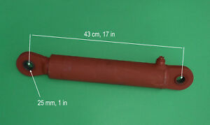 Details about ZETOR TRACTOR HYDRAULIC CYLINDER, ASISTOR RAM 7011 8045, 7011  8043