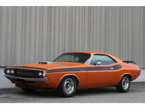 1970 Dodge Challenger CHALLENGER R/T