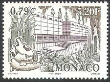Monaco 2000 Cacti/Plants/Nature/Museum/Buildings/Architecture/Cactus 1v (n41483)