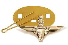 Official Issue Parachute Regiment Silver Cap Badge ( PARA Airborne Pathfinder