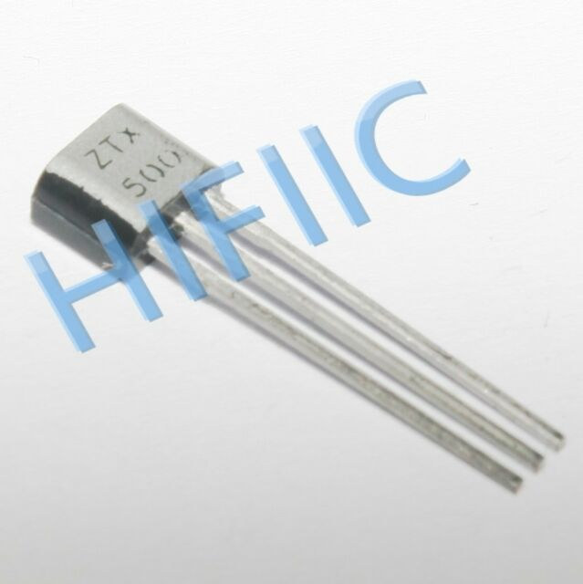 10pcs ZTX849 849 NPN SILICON PLANAR MEDIUM POWER HIGH CURRENT TRANSISTOR TO-92