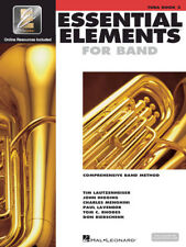 Essential Elements 2000 Bk. 2 : Tuba (2000, Paperback)