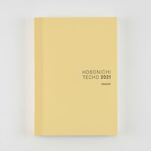 Hobonichi-Techo-Cousin-Book-2021-Agenda-A5-Daily