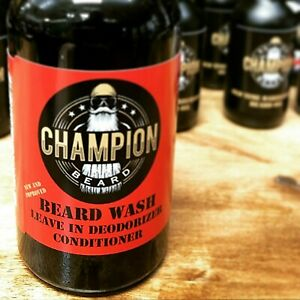 034-Champion-Beard-034-Beard-Wash-Leave-In-Deodorizer-amp-Conditioner