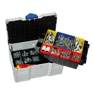 Tanos Tiefziehteil mini universal 8-fach für Mini Systainer T-Loc