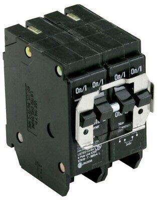 Eaton BQ220230 Quad Circuit Breaker 4-Pole 20//30-Amp 4P 20A//30A A220230