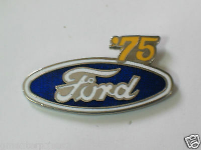 Contemplative 1975 Ford Pin ,( ) 2019 Official