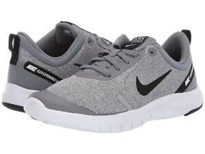 zapatillas nike niño grises