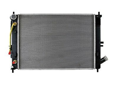 TYC 13412 Radiator Assy for Hyundai Elantra 1.8//2.0L Auto Trans 2014-2015 Models