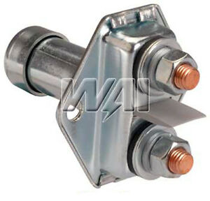 Heavy Duty Starter Relay Foot Push Button Switch 6 Or 12
