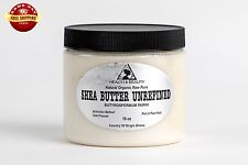 SHEA BUTTER UNREFINED IVORY ORGANIC RAW COLD PRESSED GRADE A GHANA 48 OZ, 3 LB