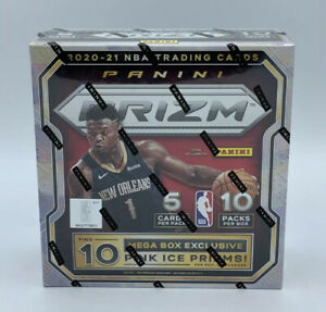 2021 Prizm Basketball One MEGA Box Pink Ice Prizm NBA Random Team Break #11