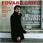 Edvard Grieg - Grieg: Piano Concerto; Norwegian Dances; Lyric Suite (2012)