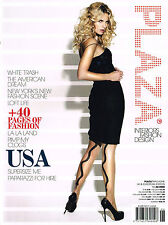 PLAZA Magazine #06 SOPHIE HOLMES Daniel Libeskind DAVID GANDY Iris Apfel @NEW@