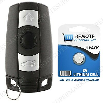 2 Replacement for BMW 5 Series 525 528 530 540 545 550 Remote Car Key Fob
