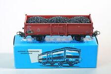 4604 offener Güterwagen mit Ladung von  MÄRKLIN neuwertig