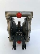 Ingersoll Rand Aro 666120 311 C Air Operated Double Diaphragm Pump 1 Ss 2