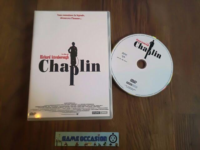CHARLIE CHAPLIN RICHARD ATTENBOROUGH DVD VF VO VOSF