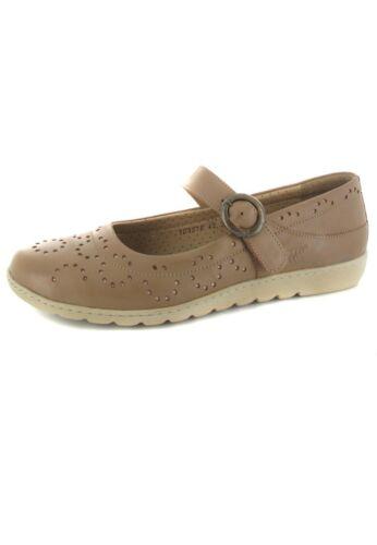 marron Ballerines grande xxl taille en chaussures Romika T1clFKJ