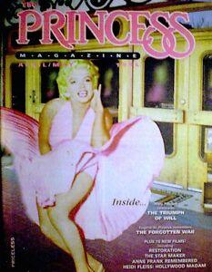Marilyn-Monroe-Magazine-1996-The-Princess-Seven-Year-Itch-20th-Century-Fox-Rare