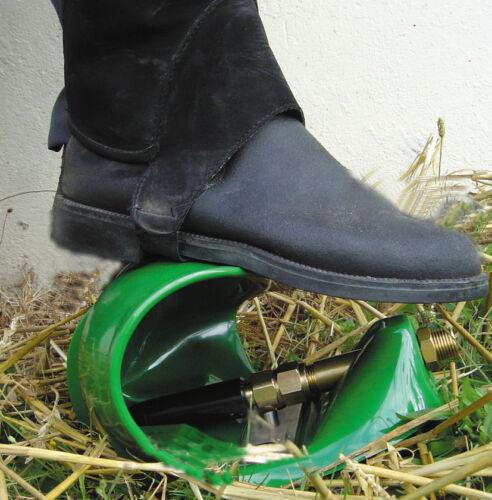 AQUATHAN-Kunststoff für Pferde /& Kälber 100.0010 Suevia Tränkebecken Mod 10P