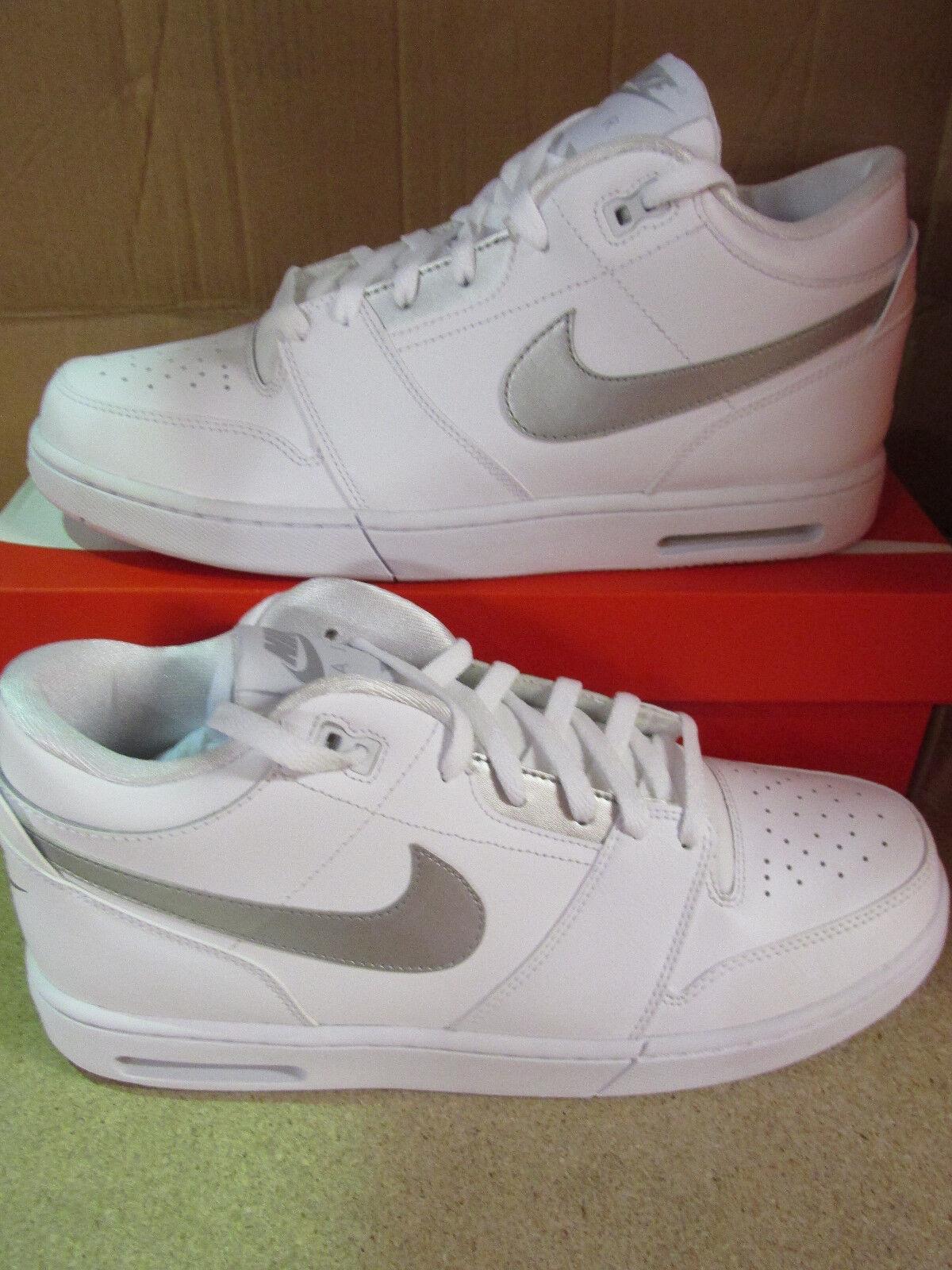 Nike Air Stepback Scarpe Uomo Alte da Basket 654476 102 Scarpe da Tennis Scarpe classiche da uomo