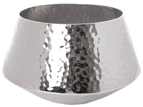 Decorative Hammered Aluminium Bowl