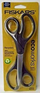 Fiskars-01-005086J-8-034-Recycled-Scissors-2-Pack