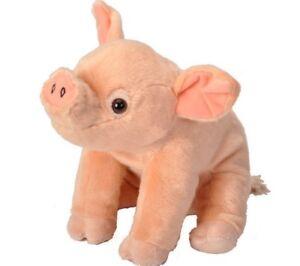 CUDDLEKINS-BABY-PIG-30CM-PLUSH-SOFT-TOY-STUFFED-ANIMAL-BY-WILD-REPUBLIC