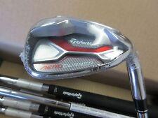 NEW TaylorMade Golf AEROBURNER HL Combo set 3,4 Hybrid & 5-PW Iron steel Regular