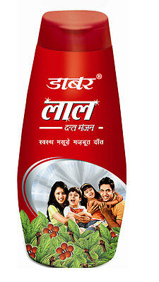 Dabur Red Toothpowder :: 60 GM :: Red Tooth Powder :: All Natural  :: Ayurvedic