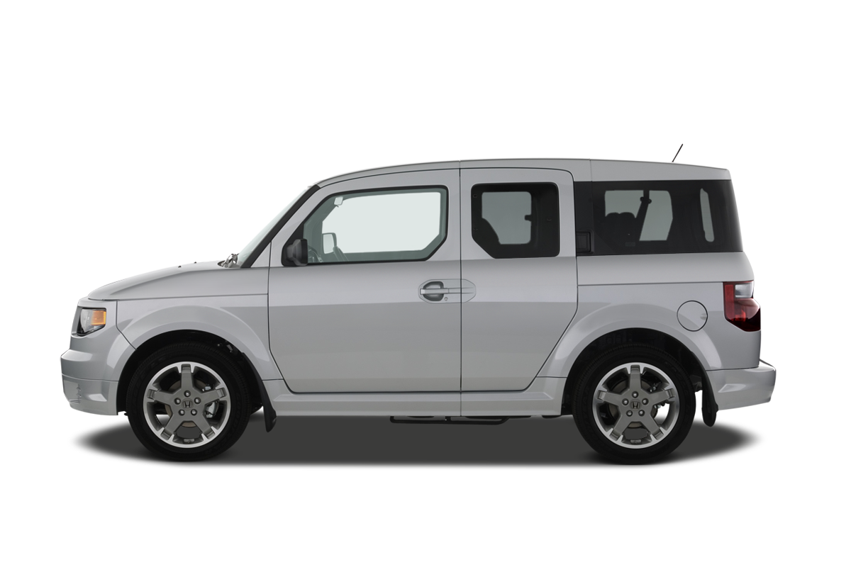 Honda Element side view