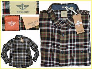 DOCKERS-Camisa-Hombre-2XL-Europea-XL-US-PRECIO-DE-SALDO-DO11-T1G