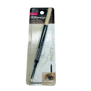 Maybelline Eyestudio Brow Precise Micro Pencil 245 Light ...