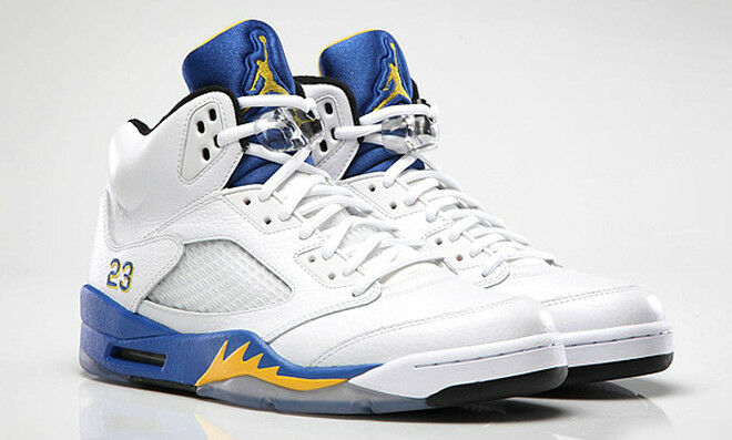 NIB 2013 Nike Nike Nike Air Jordan Retro 5 V LANEY 136027 189 Size 14 DS 2b7177