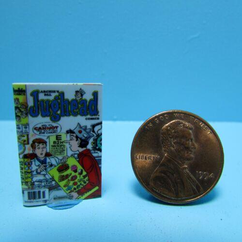 Dollhouse Miniature Replica of Archie/'s Pal Jughead Comic Book ~ B094