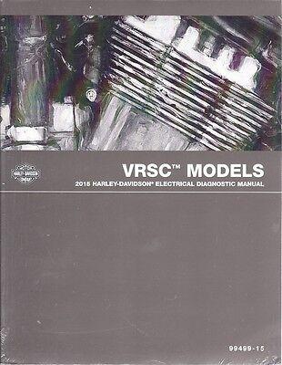 2015 Harley VRSC VRSCDX VRSCF VROD V-ROD Part Parts Catalog Manual ...