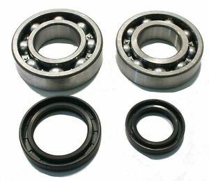 1989-1994 Suzuki RMX250 Crankshaft // Crank Bearings RMX 250